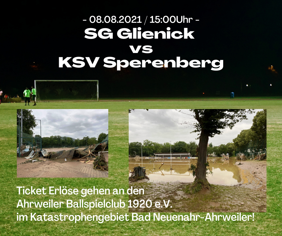 Glienick vs. Sperenberg