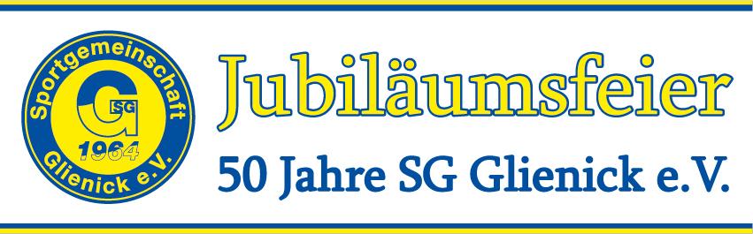 SG Glienick_Banner